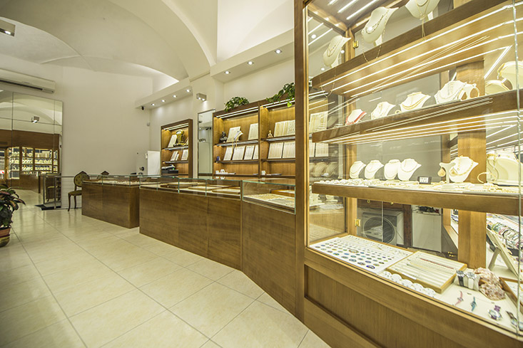 Cellini Gold high jewelry shop